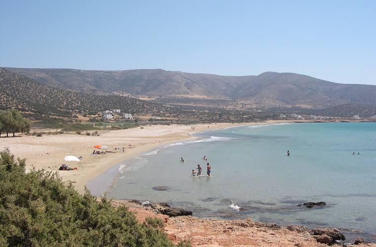 Agiassos in Naxos